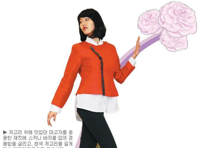 [국민일보] 봄꽃보다 화사한… 양장과 우리옷의 만남, IPBA패션쇼소식
