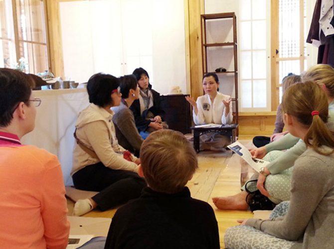 [IPBA 2013SEOUL] 무봉헌 환태평양변호사협회 변호사가족을 위한 한국문화와 우리옷 입기설명회