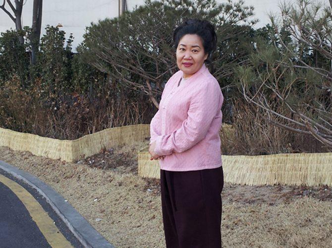 [제4회 내가느낀질경이] 장월순님 - 장려상