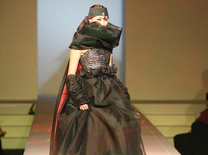 [홍익대학원졸업생패션쇼] Oullim in Fashion III 中