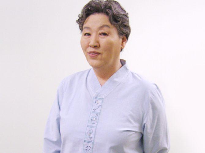 [KBS드라마] '산너머남촌에는' 반효정선생님