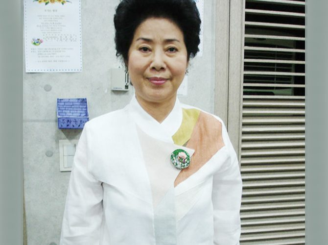 [KBS 드라마] 일일드라마 '너는 내운명'의 선우용녀선생님