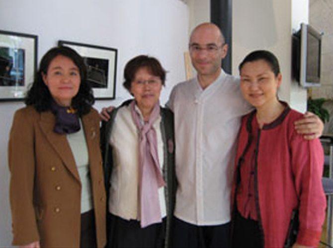 [KBS WORLD-2007.6.15] 프랑스 파리에서의 우리옷 질경이 - 2