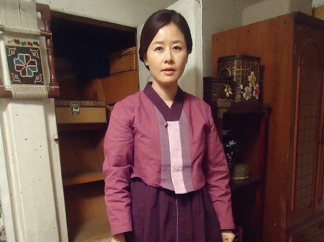 [ebs드라마] TV로 보는 원작동화 - 연기자 정선경님 협찬사진
