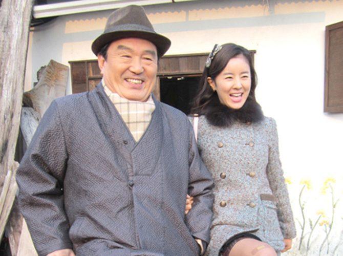 [KBS드라마] 당신뿐이야 - 연기자 박인환선생님, 사미자선생님